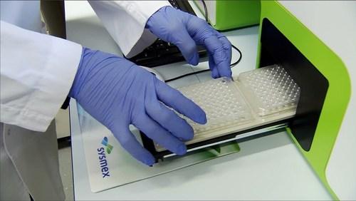 Sysmex Inostics OncoBEAM(R) RAS CRC assay (PRNewsFoto/Merck)