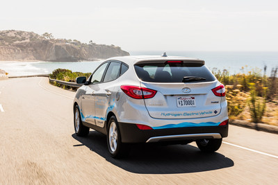 HYUNDAI AND U.S. DEPARTMENT OF ENERGY EXTEND FUEL CELL VEHICLE LOAN PARTNERSHIP IN CONCERT WITH NEW D.C.-BASED HYDROGEN FUELING STATION