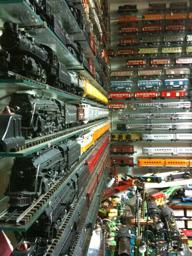 Auction of Legendary Lionel Train Collection Signals End of an Era