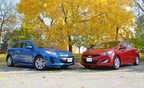 Bill Jacobs Mazda is offering some of the best deals of the year on 2012 Mazda3 cars including Zero percent financing for qualified buyers.  (PRNewsFoto/Bill Jacobs Mazda)