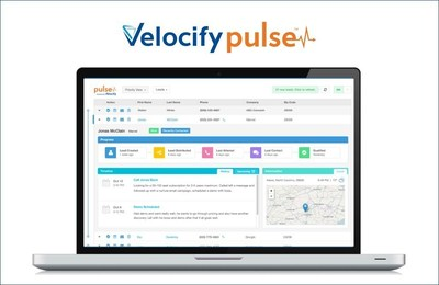 Velocify Pulse: The First Full-Featured Sales Acceleration Platform