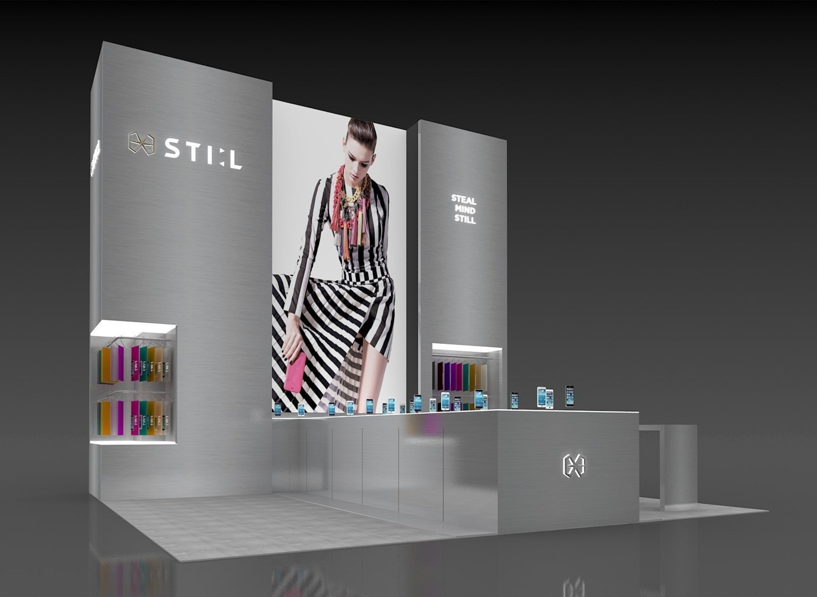 STIL Brings Runway-Ready Smartphone Cases to CES
