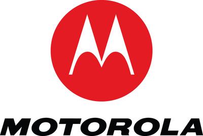 Motorola logo.  (PRNewsFoto/Motorola)
