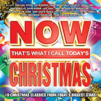The world's best-selling, multi-artist album series, NOW That's What I Call Music!, will heat up the holiday season with a collection of festive Christmas songs recorded by many of today's top artists.  NOW That's What I Call Today's Christmas will be released September 25th. NOW That's What I Call Today's Christmas features 18 holiday songs recorded by superstars Carly Rae Jepsen, Justin Bieber, Lady Gaga, Train, OneRepublic, Christina Aguilera, Coldplay, Carrie Underwood, Norah Jones, Sara Bareilles, Gavin Degraw, Mariah Carey, Selena Gomez & The Scene, Demi Lovato, Rascal Flatts, Grace Potter & The Nocturnals, Sugarland, and the Trans-Siberian Orchestra. www.nowthatsmusic.com.  (PRNewsFoto/EMI Music / Sony Music Entertainment / Universal Music Group)