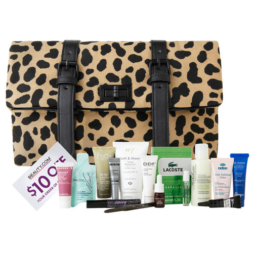 Beauty.com Debuts The Sea NY Camille Bag as a Gift with Purchase.  (PRNewsFoto/Beauty.com)
