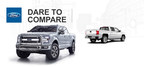 Homan Auto of Wisconsin compares the all new 2015 Ford F-150 with the 2015 Chevy Silverado, which was also recently redesigned for 2014. (PRNewsFoto/Homan Auto)