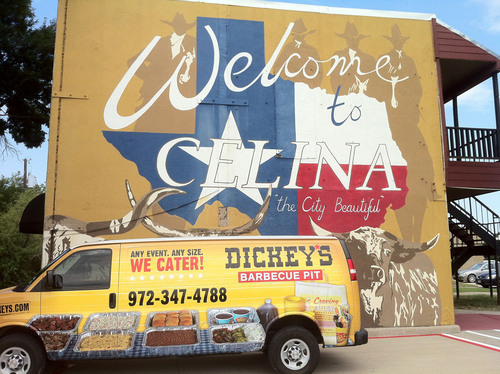 Dickey's Opens New Location in Celina