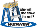 Werner Ladder Co., the Official Ladder of the NCAA(R) Basketball Championships, Teams Up with the NCAA(R), Turner Sports and CBS Sports. (PRNewsFoto/Werner Co.)
