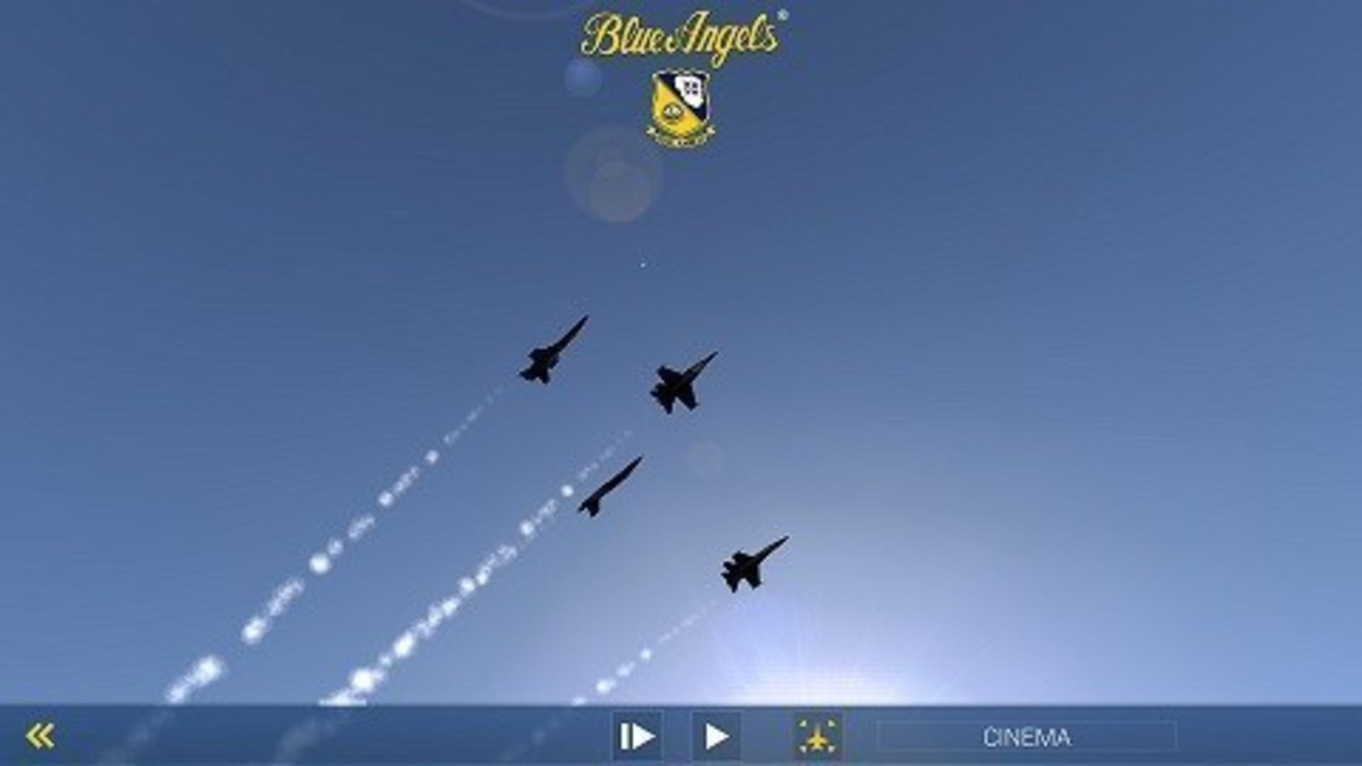 RORTOS ANNOUNCES 'BLUE ANGELS: READY, BREAK!' FOR PC WINDOWS
