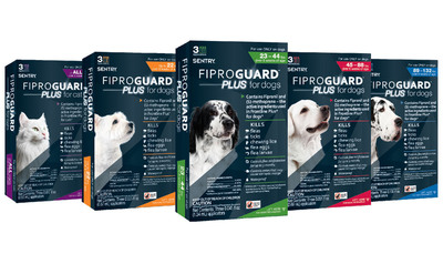 FiproGuard Plus.  (PRNewsFoto/Sergeant's Pet Care Products, Inc.)