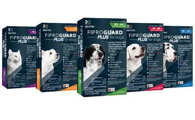 FiproGuard Plus.  (PRNewsFoto/Sergeant's Pet Care Products, Inc.)