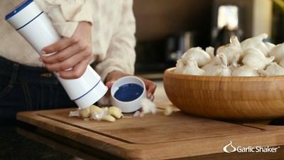 Garlic Shaker - Simply the Best Way to Peel Garlic