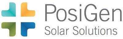 PosiGen Solar Solutions Logo