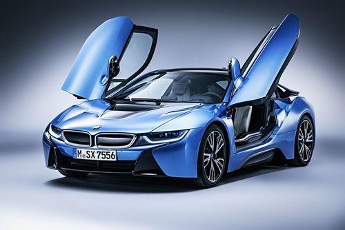 Production increased to meet customer demand (PRNewsFoto/BMW GROUP)