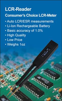 LCR-Reader. (PRNewsFoto/Siborg Systems) (PRNewsFoto/SIBORG SYSTEMS)