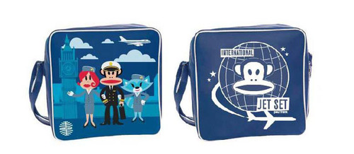 Pan Am and lifestyle brand Paul Frank are collaborating to create a limited edition series of Pan Am's ...