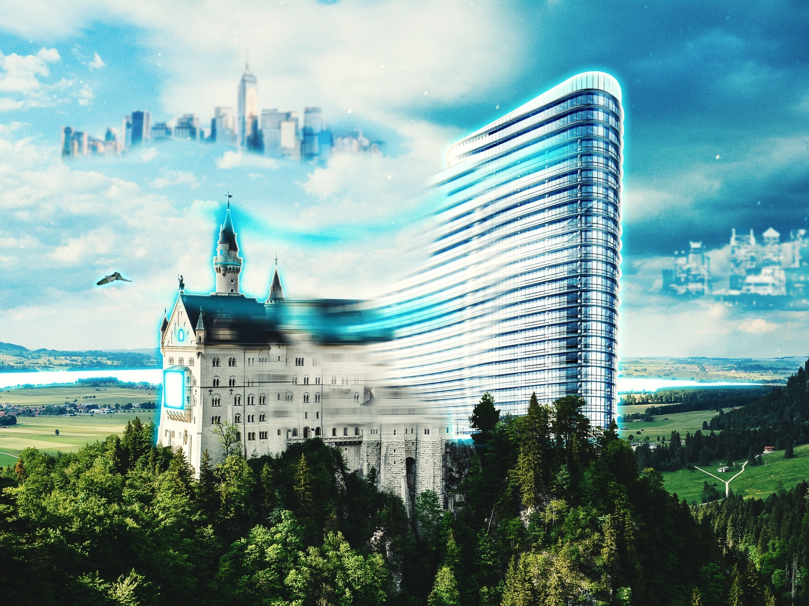 Morphing hotels made to order