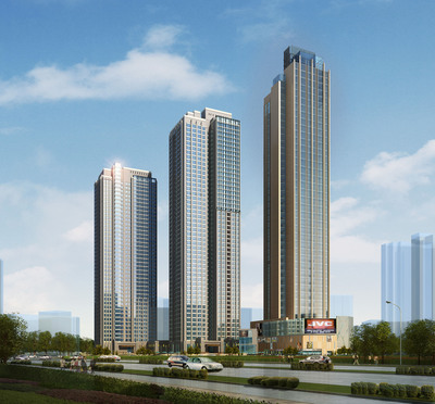 Century Bridge Closes $44.4 Million Investment in Wuhan Residential Development.  (PRNewsFoto/Century Bridge Capital)