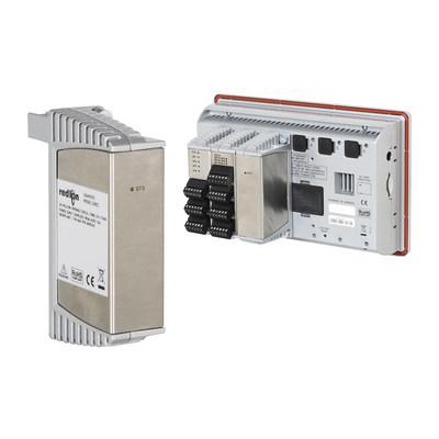 Red Lion Controls' Graphite(R) HMI with Graphite Crimson(R) Control Module.