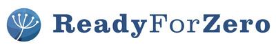 ReadyForZero Logo.  (PRNewsFoto/ReadyForZero)