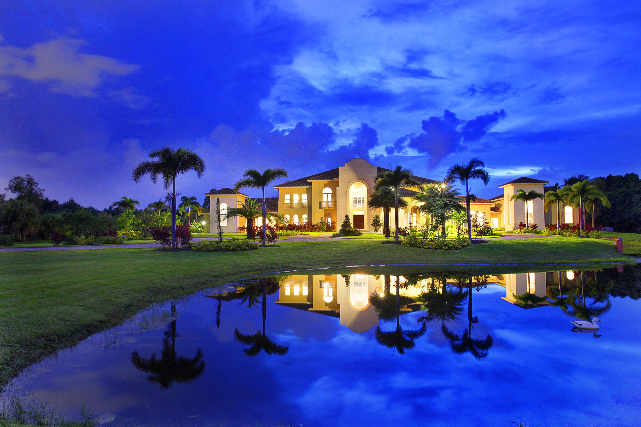 Platinum Luxury Auctions Presents Newly Built Mansion for January Sale