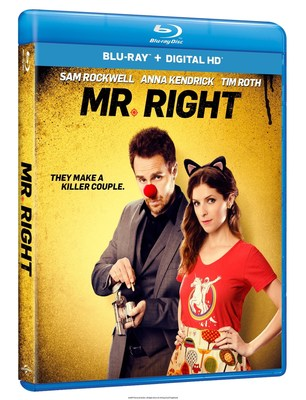 From Universal Pictures Home Entertainment: Mr. Right