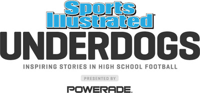 SPORTS ILLUSTRATED Spotlights HS Football Underdogs; SI and POWERADE(R) Launch Nationwide Search to Award $25,000 Grant.  (PRNewsFoto/SPORTS ILLUSTRATED)