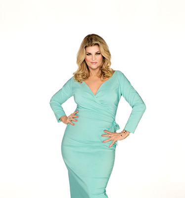 Kirstie Alley Returns to Jenny Craig. (PRNewsFoto/Jenny Craig, Brian Doben) (PRNewsFoto/JENNY CRAIG)