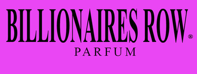 Billionaires Row Parfum logo.  (PRNewsFoto/Billionaires Row)