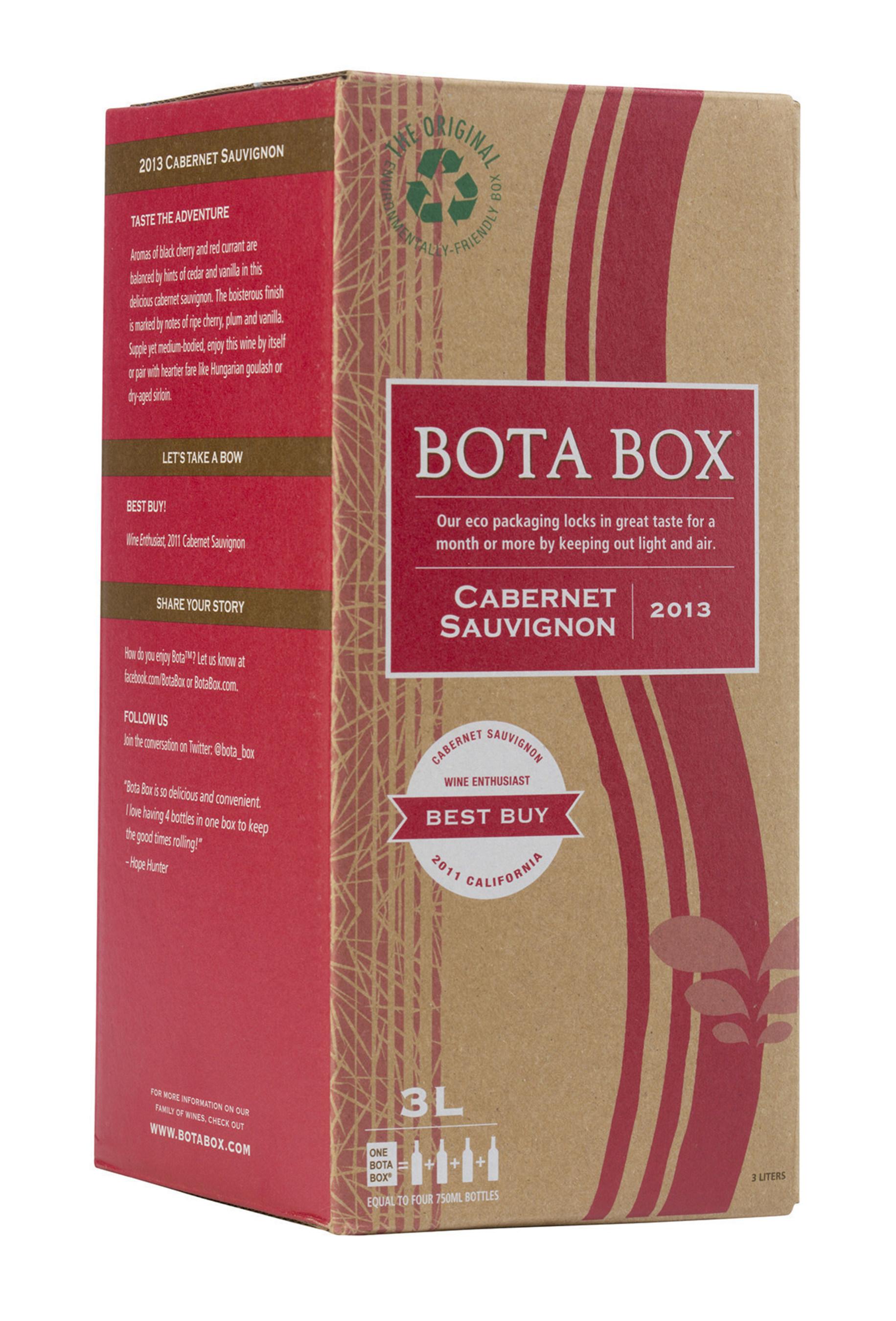 Bota Box Annual Sales Achieves 3 Million-Case Benchmark
