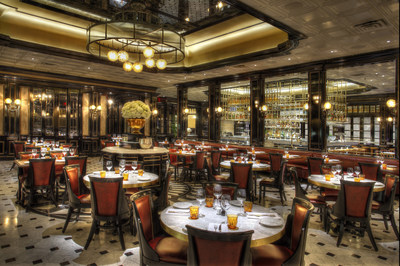 Chef Michael Mina's BARDOT Brasserie opens at ARIA Resort & Casino in Las Vegas (PRNewsFoto/MGM Resorts International)