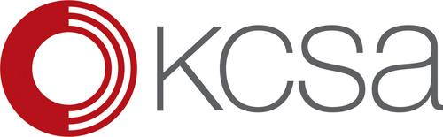 KCSA Strategic Communications logo.  (PRNewsFoto/KCSA Strategic Communications)