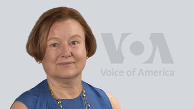 Amanda Bennett, VOA Director