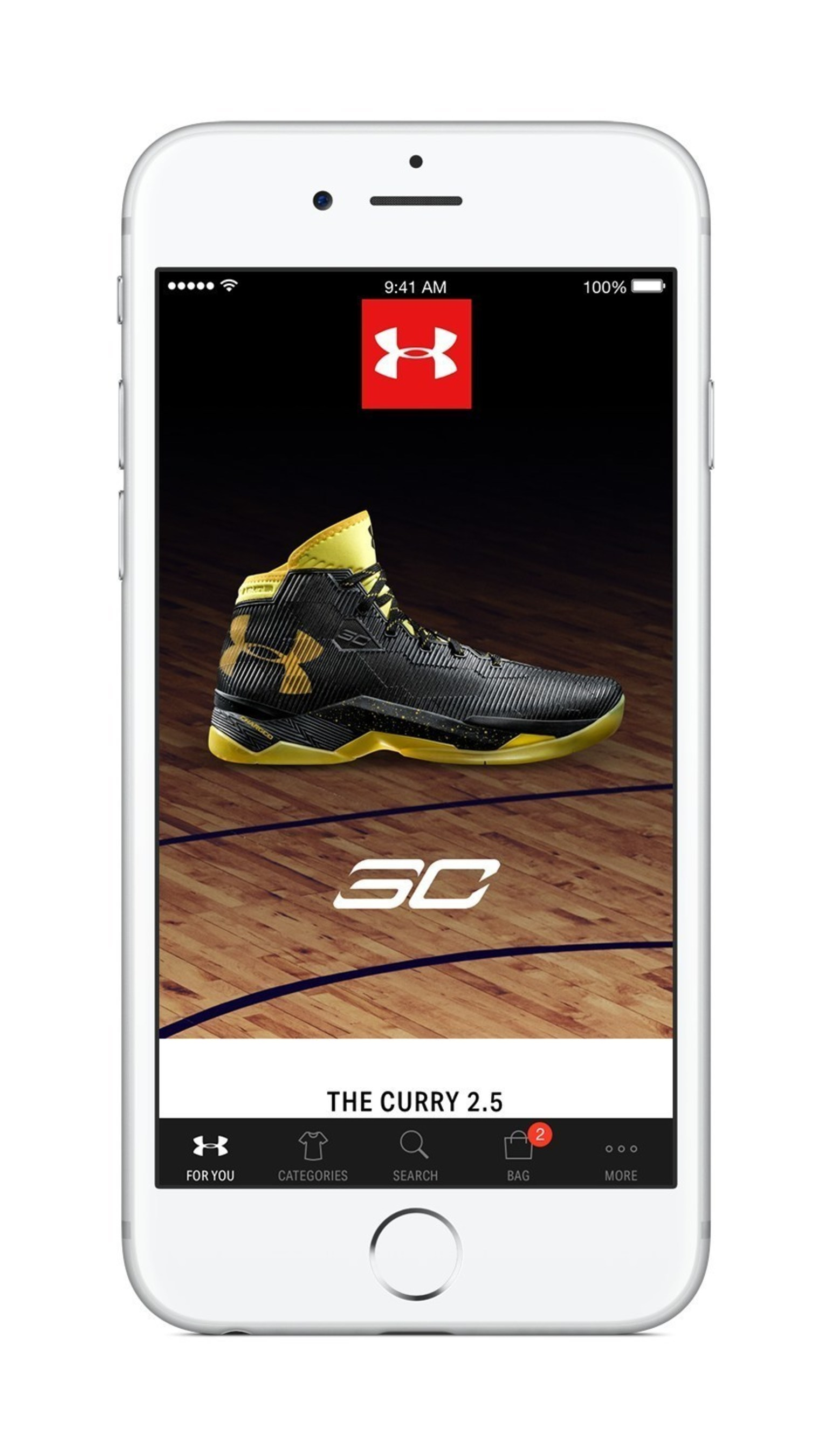 UNDER ARMOUR LAUNCHES UA SHOP, EXPANDING CONNECTED FITNESS SUITE WITH PERSONALIZED SHOPPING EXPERIENCE