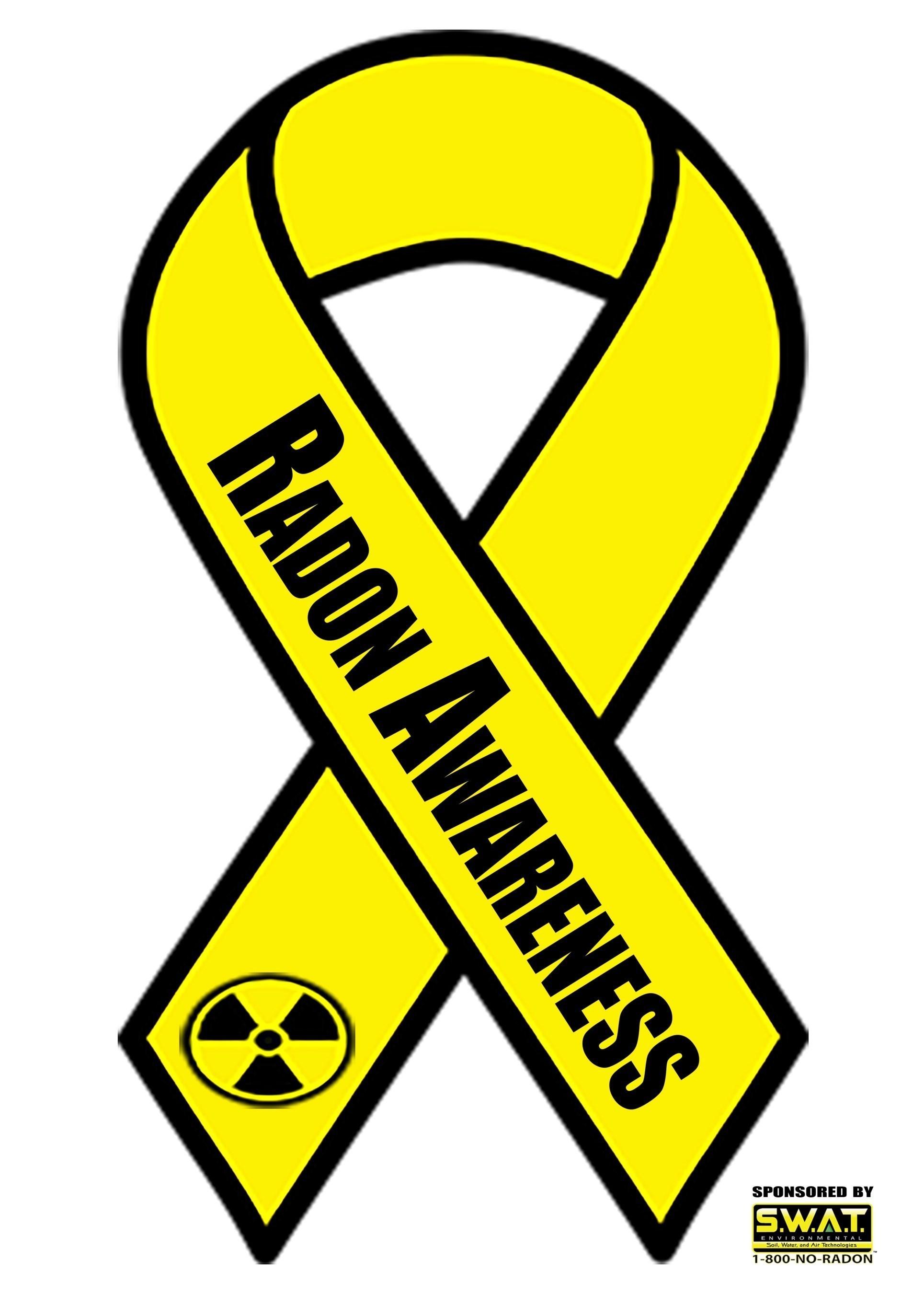 Radon Awareness - Lung Cancer Awareness Month
