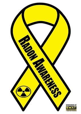 Radon Awareness - Lung Cancer Awareness Month