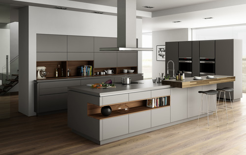 Goldreif by Poggenpohl delivers high quality mid-to-premium priced kitchen cabinetry in a wide range of styles ...
