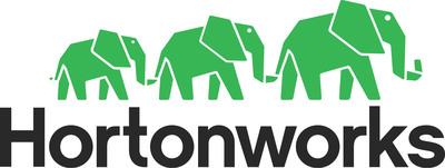 Hortonworks logo.  (PRNewsFoto/Teradata Corporation)