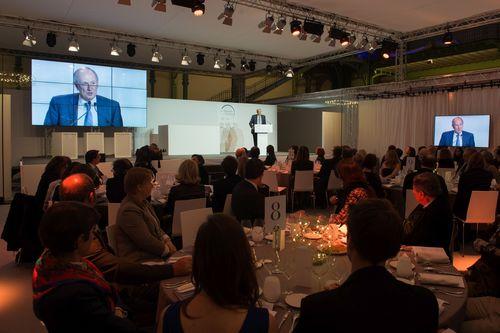 Jean-Paul Agon, President de la Fondation L'Oreal (PRNewsFoto/La Fondation L'Oreal)