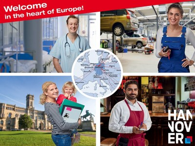 """""""Welcome in the Centre of Europe - Select Hannover"""": The Internet Portal for Specialists - Now in English"""