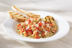 Red Lobster's NEW Lobster Scampi Linguini delivers lobster in every bite with six ounces of succulent Maine lobster meat served over a bed of linguini in a white wine and garlic scampi sauce