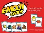EMOJI CARDS - The world's very first emoji card game!