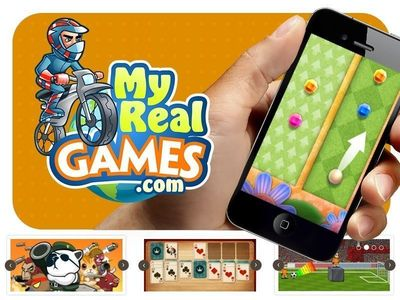Free Online Games for Android, iPad and iPhone at MyRealGames