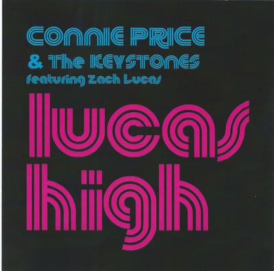 Lucas High EP Cover.  (PRNewsFoto/A Man Called Horse Records)