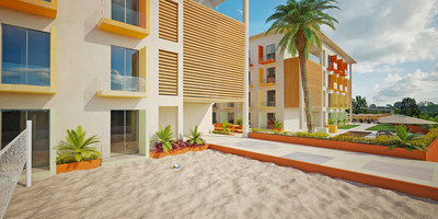 Rendering of The Emerald at Maho Residential Development