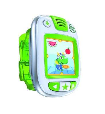 LeapFrog's LeapBand, 1st Activity Wearable for Children
