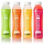 Introducing Suja Pressed Probiotic Waters™