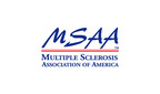 MSAA Logo.  (PRNewsFoto/Multiple Sclerosis Association of America)