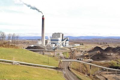 Longview Power plant