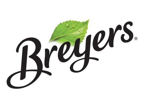 Breyers Logo.  (PRNewsFoto/Breyers)
